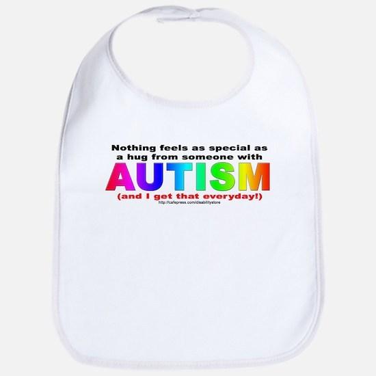 AUTISM Hug Bib