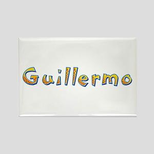 Guillermo Giraffe Rectangle Magnet