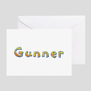 Gunner Giraffe Greeting Card