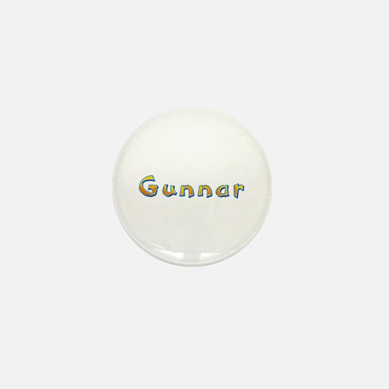 Gunnar Giraffe Mini Button