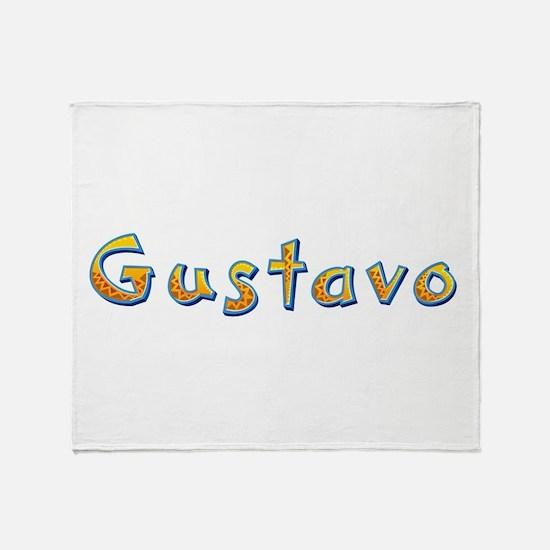 Gustavo Giraffe Throw Blanket