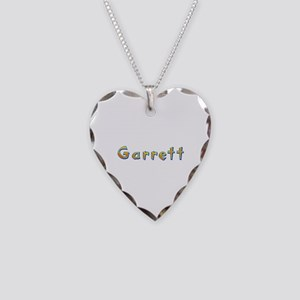 Garrett Giraffe Heart Necklace