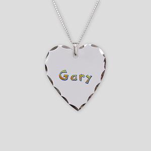 Gary Giraffe Heart Necklace