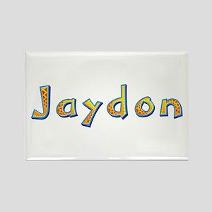 Jaydon Giraffe Rectangle Magnet