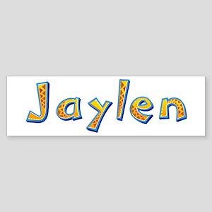 Jaylen Giraffe Bumper Sticker