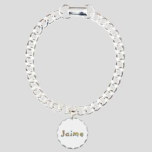 Jaime Giraffe Charm Bracelet
