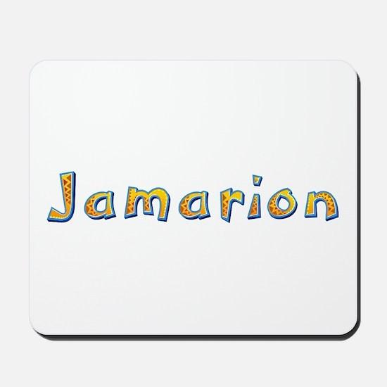 Jamarion Giraffe Mousepad