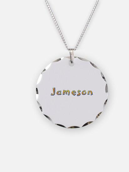Jameson Giraffe Necklace