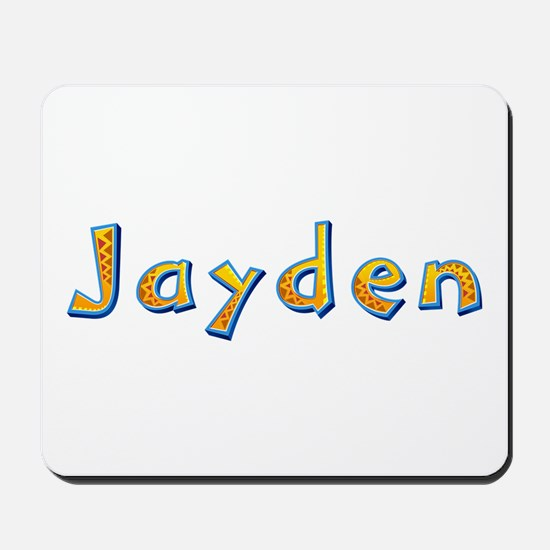 Jayden Giraffe Mousepad