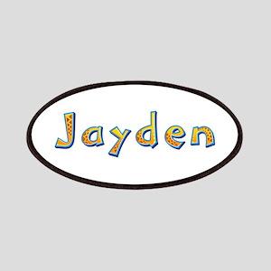 Jayden Giraffe Patch