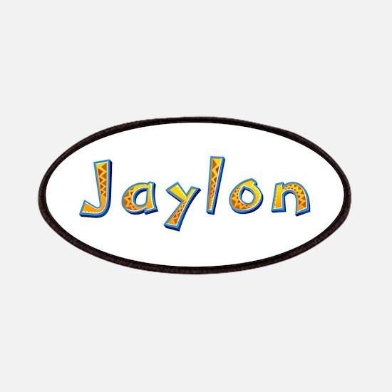 Jaylon Giraffe Patch