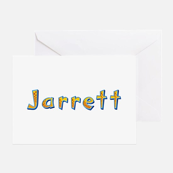 Jarrett Giraffe Greeting Card