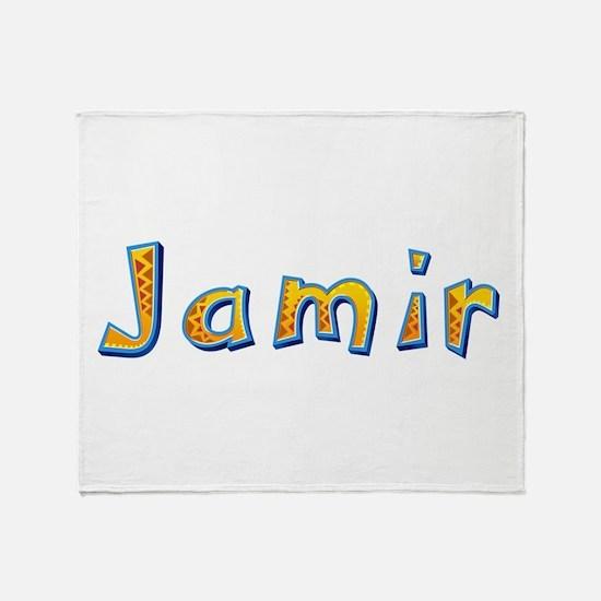 Jamir Giraffe Throw Blanket