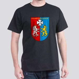 Podkarpackie_Name_Apparel Dark T-Shirt