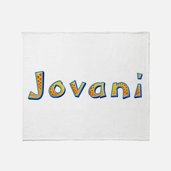 Jovani Giraffe Throw Blanket