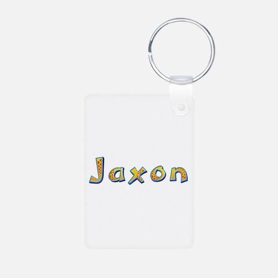 Jaxon Giraffe Aluminum Keychain
