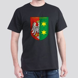 Lubuskie_Name_Apparel Dark T-Shirt