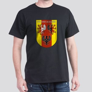 Lodzkie_Name_Apparel Dark T-Shirt