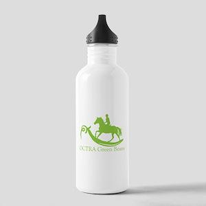 OCTRA Green Beans Water Bottle