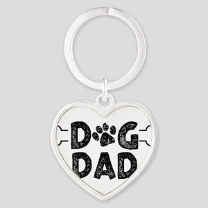 Dog Dad Keychains