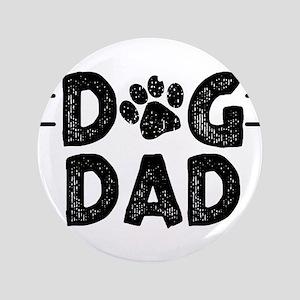 "Dog Dad 3.5"" Button (100 pack)"