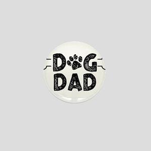 Dog Dad Mini Button