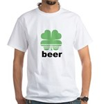 Beer Charm White T-Shirt