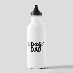 Dog Dad Water Bottle