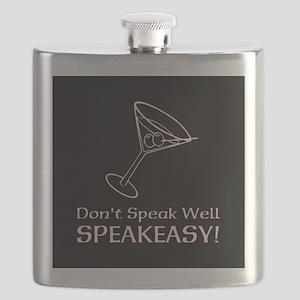 Speakeasy Flask