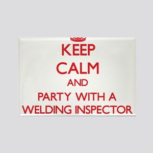 Keep Calm and Party With a Welding Inspector Magne