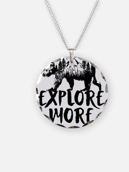 Explore More Bear Woods Necklace