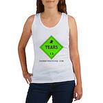 Tears Women's Tank Top