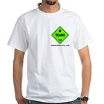 Tears White T-Shirt