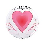 Happy Valentines Day with a Heart 3.5