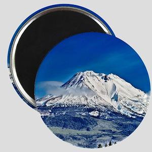 Mt Shasta Beauty Magnets