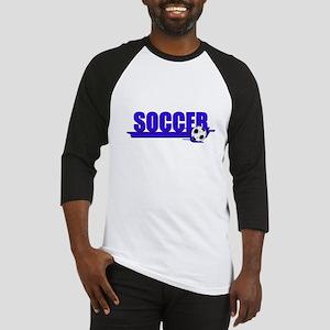 Soccer Design Baseball Jersey