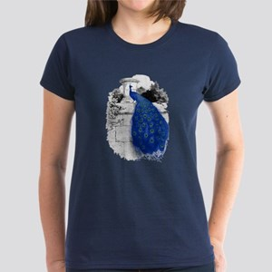 Blue Peacock T-Shirt