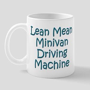 Minivan Mom Mug