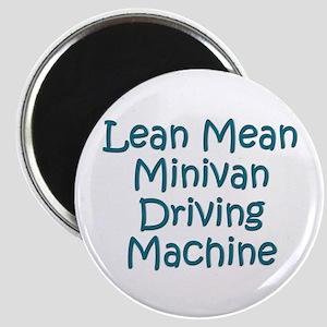 Minivan Mom Magnet