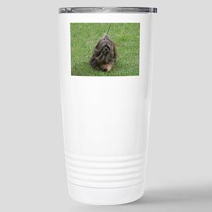 Havanese Dog Stainless Steel Travel Mug