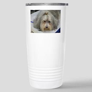 Pet Havanese Dog Stainless Steel Travel Mug
