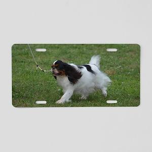 Japanese Chin Dog Aluminum License Plate