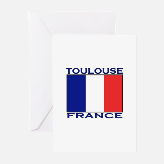 Toulouse, France Greeting Cards (Pk of 10)