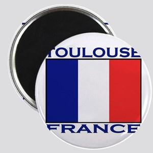 Toulouse, France Magnet