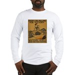 Vintage war effort rowing Long Sleeve T-Shirt