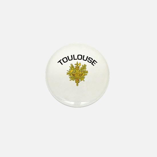 Toulouse, France Mini Button