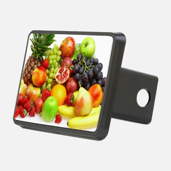 Mixed Fruits Hitch Cover