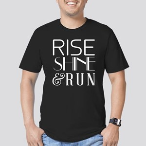 Rise shine and run T-Shirt