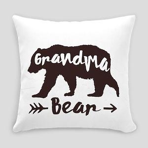 Grandma Bear Everyday Pillow