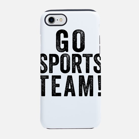 Go Sports Team iPhone 7 Tough Case